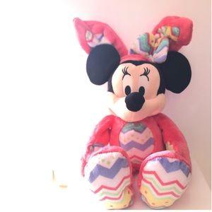 Minnie Easter Plush 🐣